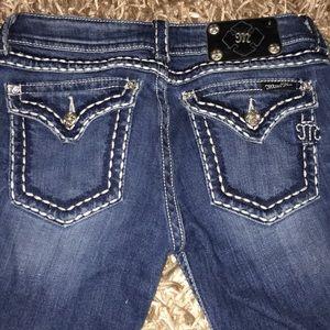 Denim - Miss Me 3/4 jeans